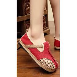 鞋材用麻织带公司_鞋材用麻织带_凡普瑞织造图片