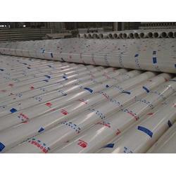 pvc排水管材缠绕包装膜-利浩排水包装-张家口排水管图片