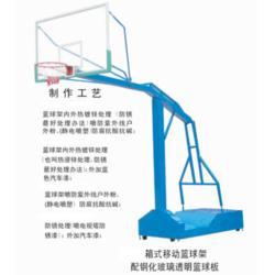 韶关篮球架|韶关篮球架款式丰富|合泰体育器材(硅pu)图片