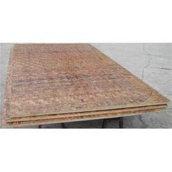 竹膠板與清水模板區別-華夢塑膠(在線咨詢)竹膠板圖片