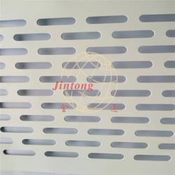 冲孔板-广州穗安筛网厂-镀锌冲孔板图片