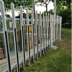 锌钢栅栏广州阳台栏杆-现货锌钢护栏直销-锌钢栅栏广州图片