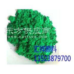 地坪绿 颜料水泥用铁绿水磨石颜料地坪用绿 氧化铁绿复合铁绿图片