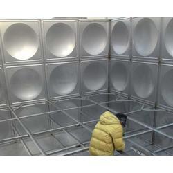 环保不锈钢水箱,鑫科力不锈钢水箱(已认证),太原不锈钢水箱图片
