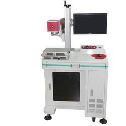 小型激光雕刻机哪里有_万霆激光设备_萍乡光纤激光雕刻机图片