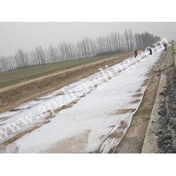 宏祥新材料-土工布-滤水土工布的施工图片