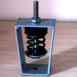 橡胶弹簧、双丰硅胶杯盖、锥形橡胶弹簧图片