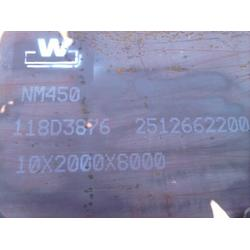 宝钢nm400耐磨钢板_澳沣金属_nm400耐磨钢板图片