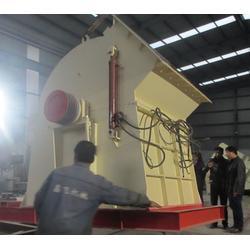 木材粉碎机械厂家、鑫飞机械(已认证)、枝江木材粉碎机械图片