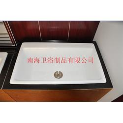 超低价铸铁水槽_南海卫浴(在线咨询)_水槽图片