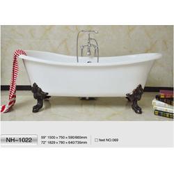南海卫浴,一体浴缸,浴缸图片