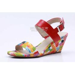 FEKKAI品牌凉鞋 欧美原单凉鞋 代理加盟图片