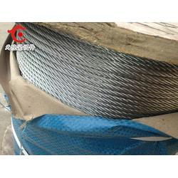 镀锌钢丝绳商-元隆、镀锌钢丝绳使用方法、镀锌钢丝绳图片