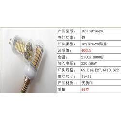 恒鑫灯饰寿命长(图),东坑LED球泡灯,LED球泡灯图片