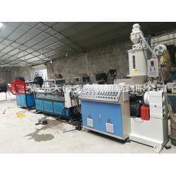 PVC碳素波纹管生产线-天信泰塑机批发