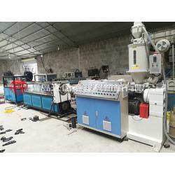 青岛碳素波纹管生产线-天信泰塑机-湖南碳素波纹管生产线