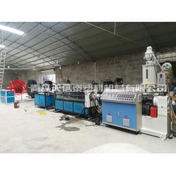 碳素波纹管设备-青岛天信泰塑机-PE碳素波纹管设备图片