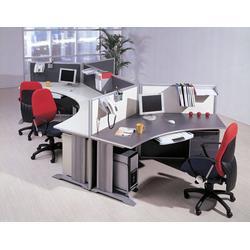 金世纪京泰家具(图)、屏风办公桌定制、屏风办公桌图片