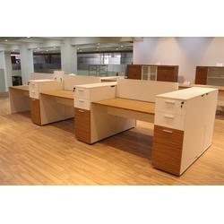 金世纪京泰家具 屏风办公桌订做-屏风办公桌图片