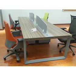 金世纪京泰家具(在线咨询)、四人位屏风办公桌图片