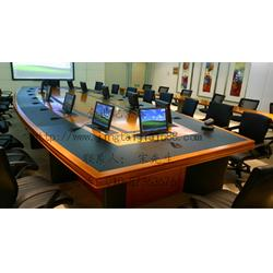 40人会议桌-金世纪京泰家具-会议桌图片