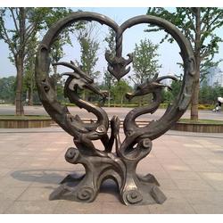 铸铜雕塑用途_咸宁铸铜雕塑_华昌雕塑(查看)图片