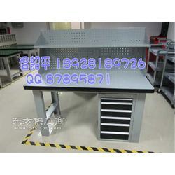 供应标准工作台、钢板工作台、钳工作业台图片