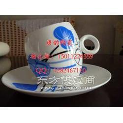 会议杯定做,青花瓷杯子,办公盖杯,咖啡杯定做,杯子定做,礼品杯子,陶瓷盖杯,马克杯定制图片