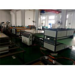 pp中空板设备-同三塑机(在线咨询)广西中空板设备图片