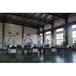 波纹管生产线 单壁波纹管生产线 同三塑机(推荐商家)图片