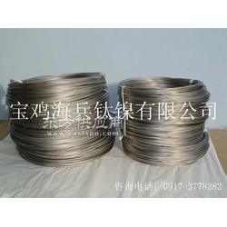 钛及钛合金材料钛丝图片