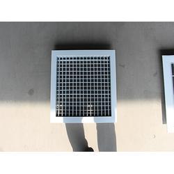 铝合金百叶风口|德州艾科空调厂|苏州铝合金百叶风口图片