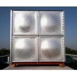 德州艾科空调厂家(图)、哈尔滨镀锌钢板水箱、镀锌钢板水箱图片