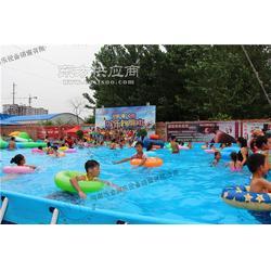 移动水上乐园邀您清凉一夏图片