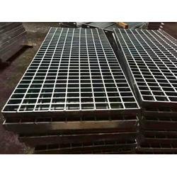 钢楼梯钢格栅板-武威格栅板-钢格板生产厂家图片