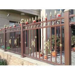 中卫铁艺围墙-铁艺围墙护栏-宏特金属丝网(优质商家)图片