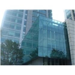 宏云广告装饰(图),半隐框玻璃幕墙,寒亭玻璃幕墙图片