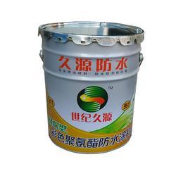 双组份聚氨酯防水涂料、久源(在线咨询)、青州防水涂料图片