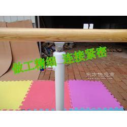 移动舞蹈把杆大底座水曲柳材质可定做图片