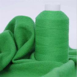 山羊绒 纱线、鸿企纺织(在线咨询)、石排羊绒纱线图片