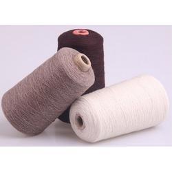 鸿企纺织(图)|精纺纱线供应商|精纺纱线图片