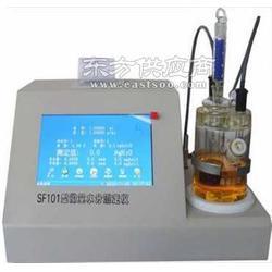乙醇全自动水分仪图片