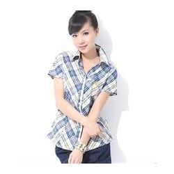 北京保安衬衫定做_尼罗森_云南衬衫图片