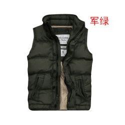 马甲定做 尼罗森马甲厂家 北京棉马甲定做图片