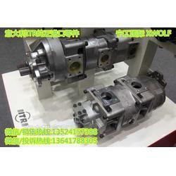 小松D355A1-2-3-5-6推土机发动机缸体 缸盖图片