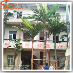 仿真椰子树制作 仿真椰子树 假树用途图片