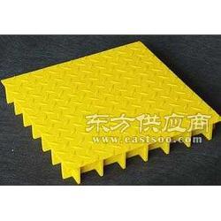 玻璃钢盖板生产商玻璃钢花纹盖板安全性高图片