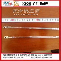 加热卤素灯管首选梦特罗牌ISO9001质量体系认证图片