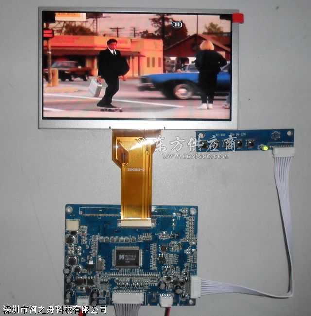at070tn83/v.1液晶驱动板图片