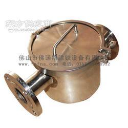 塑料原料铁屑分离用管道除铁器管道除铁器图片